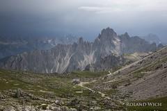 Dolomiti (Rolandito.) Tags: italy italien italie alto adige sdtirol drei zinnen tre cime de alps alpen alpi berge mountains landscape