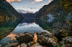 Knigssee (Photolover_Berlin) Tags: knigssee landscape travel traveling germany bavaria berchtesgaden autumn