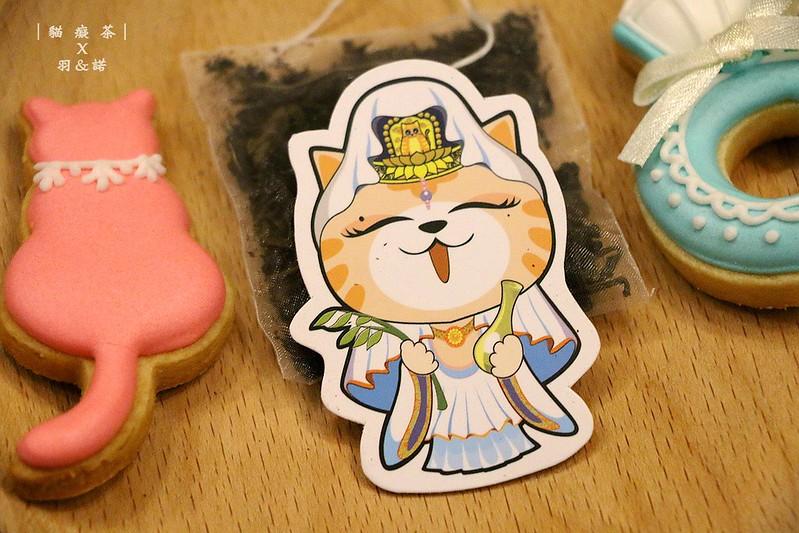 貓癡茶婚禮小物38