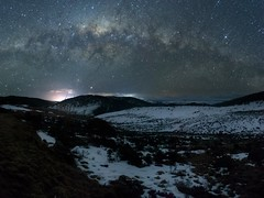 """UNKNOWN"" (Rein Domingo) Tags: snow milky way nightscape nikon d810 20mm visitnsw ilivesydney long exposure lands landscape"