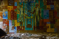 DSC_1431 (andrzej56urbanski) Tags: chernobyl czaes ukraine pripyat prypeć