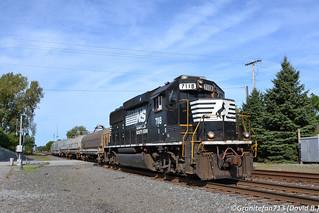 NS 7118 EMD GP60 (B08)