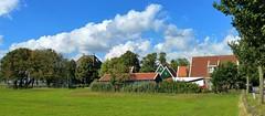 Indian Summer: Westzaan 3 (Peter ( phonepics only) Eijkman) Tags: zaandam zaanstad zaan zaanstreekwaterland waterland westzaan nederland netherlands nederlandse noordholland holland