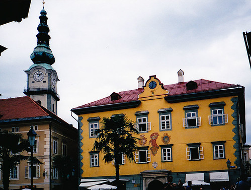 Klagenfurt, Régi Városháza