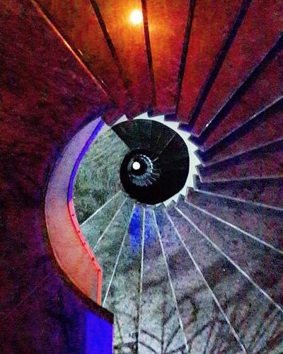 Vertigo #nofilter #escalera #stairs #vertigo