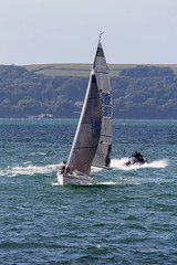 GBR 1191T 11th Sept 2016 (JDurston2009) Tags: gbr1191t plymouthsound devon plymouth sailing sailingboat yacht