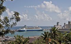 Barcelona. Port. (svet.llum) Tags: barcelona catalunya catalua port puerto mediterrneo mar paisaje ciudad barco