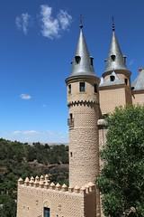 Alczar of Segovia (richardr) Tags: alczar segovia castle tower towers turrets spain espaa castile castillaylen castileandleon europe european building architecture history heritage historic old
