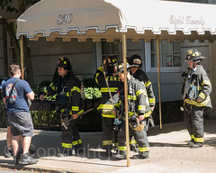 FDNY Tower Ladder 13 Firefighters, Upper East Side, New York City (jag9889) Tags: firefighter jag9889 usa ladder uppereastside manhattan newyorkcity newyork 20160922 2016 fifthavenue outdoor fdny 5thavenue apparatus bravest firedepartment firedepartmentofthecityofnewyork firefighters firstresponder hook laddertruck ny nyc newyorkcityfiredepartment newyorksbravest truck ues unitedstates unitedstatesofamerica vehicle us