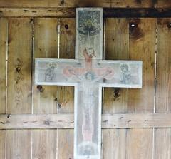 Village Museum (Miranda Ruiter) Tags: bucarest romania cross jesuschrist religion orthodox village museum icons iconography