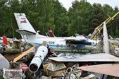 OK-028 Let L-410 @ Zruc Air Park 8th June 2015 (_Illusion450_) Tags: zrucairpark zruc museum zrucaviationmuseum 080615 pilsen czechrepublic airparkzruc tarantik ok028 let l410 let410 vzlu turbolet