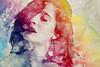 Color explosion. (MariaRico94) Tags: canon eos 600d photoshop retrato portrait autorretrato belleza beauty art colors colores edition edición