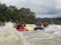 Rafting 1-Dec-2016 (Boquete Outdooor Adventures) Tags: boqueteoutdooradventures rafting whitewaterrafting centralamerica chiriquiviejoriver chiriquipanama panama