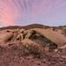 Sandstone Wind Caves in the Anza-Borrego Desert