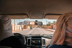 زاكورة (Alisteins) Tags: morocco marocco africa berbers car travel colors red tradition turbant wanderlust road trip eyes voyage world culture maghreb