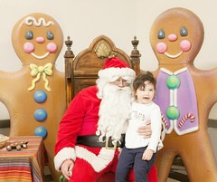 A Visit with Santa (Cindy's Here) Tags: visitwithsanta smile gingerbreadmen thunderbay ontario canada canon 42365
