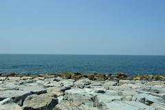 Persian Gulf (Airkin) Tags: persian gulf uae dubai palm jumeirah atlantis sea water rocks