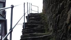 Aufgang zur Stadtmauer Oberwesel