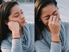 Bianzeth (Daniel.9) Tags: portrait people portraitphotography portraits portraiture photoshop lightroom lights laughing emotion colorphotography winter raleigh greensboro lebaeurpark aphotoaday bleachmyfilm tones