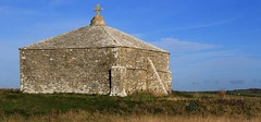 St Aldhelm's Chapel - Dorset Coast 131116 (2) (Richard Collier - Wildlife and Travel Photography) Tags: dorset dorsetcoast coastal coastallandscape staldhelmschapel chapel building religious
