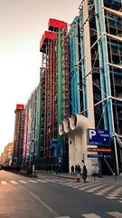 Paris Dcembre 2016 - 28 Centrer Pompidou (paspog) Tags: paris france dcembre december dezember 2016 beaubourg pompidou centre centrepompidou centrebeaubourg