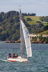 GBR 1771T 11th Sept 2016 #1 (JDurston2009) Tags: gbr1771t plymouthsound devon plymouth sailing sailingboat yacht