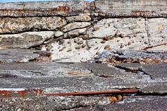The Ruins _6184 (hkoons) Tags: bakkaförður iceland wharf abandon abandoned concrete cracks disused island left northeast old rust