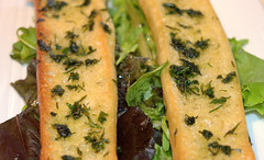 Garlic & Parsley Ciabata Sticks (Tony Worrall) Tags: add tag 2016tonyworrall images photos photograff things uk england food foodie grub eat eaten taste tasty cook cooked iatethis foodporn foodpictures picturesoffood dish dishes menu plate plated made ingrediants nice flavour foodophile x yummy make tasted meal garlic parsley ciabata sticks