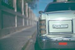 Classic. (Gabriel Plcs) Tags: canonav1 50mm 14 nd filter 35mmfilm filmisnotdead analog analogue argentique streetphotography strasefotografie ruephotographie fotografiacallejera auto car kodak proimage iso 100