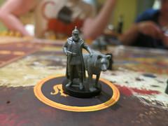 wolf dude (cleanskies) Tags: game kickstarter scythe miniatures