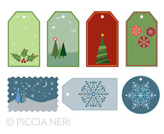 Christmas gift tags (PicciaNeri) Tags: ornament spring snowfall bauble ornate snowflake xmas christmas snow crystal january festive celebration giving design symmetric yellow cool ice frozen december pattern label vintage winter gift tag card abstract vector holly collection star cold texture festivity lace blue set decor paper repeat shopping summer decoration symmetry green illustration wrapping arabesque give
