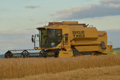 New Holland TX63 Combine Harvester cutting Winter Barley (Shane Casey CK25) Tags: new holland tx63 combine harvester cutting winter barley cnh nh yellow wb rathcormac grain harvest grain2016 grain16 harvest2016 harvest16 corn2016 corn crop tillage crops cereal cereals golden straw dust chaff county cork ireland irish farm farmer farming agri agriculture contractor field ground soil earth work working horse power horsepower hp pull pulling cut knife blade blades machine machinery collect collecting mähdrescher cosechadora moissonneusebatteuse kombajny zbożowe kombajn maaidorser mietitrebbia nikon d7100 newholland