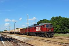Cross-Border Freight Exchange 2 (Krali Mirko) Tags: bdz cargo diesel locomotive freight train tank gas lugansk ludmilla 07067 07 kardam bulgaria railway