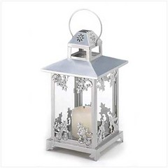Silver Scrollwork Candle Lantern (brandysdecor) Tags: santa horse elephant art angel bench table skull lights star model fireplace ship dragon cross wine eagle cabinet furniture buddha side jesus elvis rosa jewelry save storage fairy pony owl lanterns sword trunk vase seashell rowboat plates giraffe horseshoe lamps ottoman fountains figurine scallop unicorn teddies moroccan trays coasters racks