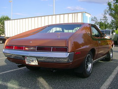 1970 AMC AMX (splattergraphics) Tags: 1970 amc amx cruisenight americanmotors abingdonmd lowescruise