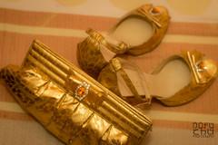 Bag&Shoes (nofuchu) Tags: wedding bag shoe golden shoes lagos nigeria nofuchu