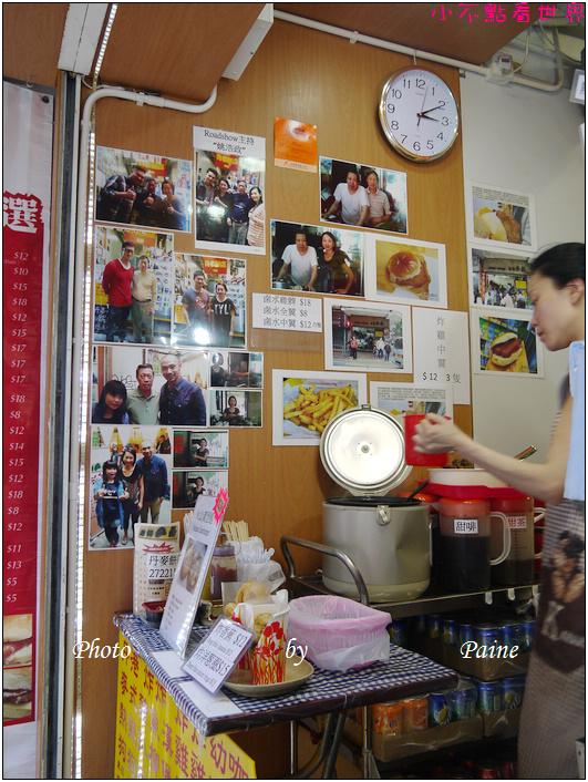 香港尖沙嘴丹麥餅店 熱狗堡 (8).JPG