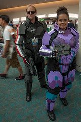 N7 Troopers (uncle_shoggoth) Tags: california comics costume san sandiego cosplay diego convention mass costuming comiccon effect geeky sdcc masseffect