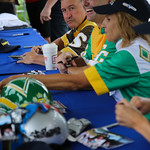 Getting Autographs - 2013 Hambletonian thumbnail