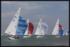 Cowes Week 2013 (leightonian) Tags: uk island boat sailing unitedkingdom yacht isleofwight solent gb isle cowes wight cowesweek iow