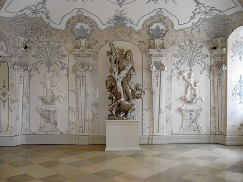 Schloss Hof – Eingangssaal