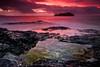 Godrevy (mrcheeky2009) Tags: b sunset sky lighthouse clouds canon landscape moody w 7d filters polarizer hitech circular sigma1020mm longexsposure watersea kaesemann