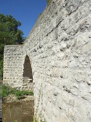 le pont de St-Pons (Dominique Lenoir) Tags: bridge puente photo paca ponte pont bro brug provence brcke stpons bouchesdurhne silta provencealpesctedazur saintpons lesmilles 13080 dominiquelenoir