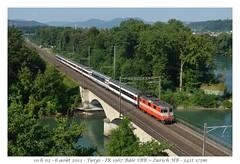 Re 4/4 Suisse Express (CC72080) Tags: turgi re420 interrégio