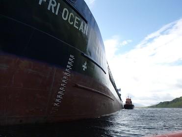 Tobermory lifeboat Fri Ocean