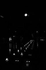 Albert Memorial Clock and fountain (9098b) (avalard) Tags: fountain night shadows victorian belfast northernireland waterfeature urbanlandscape countyantrim streetlighting redevelopment oddmanout urbanarchitecture belfastcitycentre albertmemorialclock
