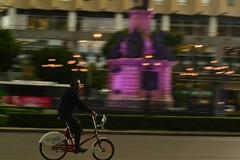 (abogadoanakaren) Tags: city mexico atardecer bici reforma paneo