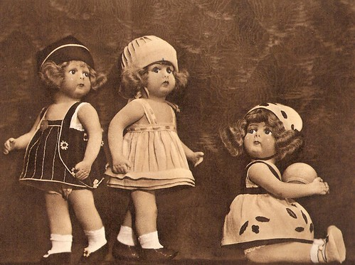cropped doll advertisement