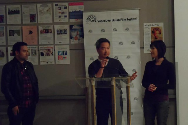 <p>Steve Kim (C3 Korean Canadian Society)</p>