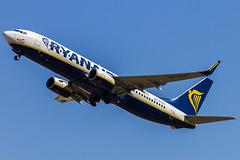 Boeing 737 de Ryanair (RobertVR) Tags: 25 boeing ryanair 737 737ng lers b738 eiefz